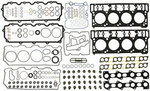 2003 To 2006 Ford 6.0L Powerstroke Engine Cylinder Head Gasket Set Mahle HS54450