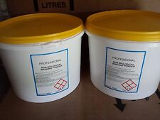 2 x 10kg Tub Professional Non Bio Washing Powder 225+wash Laundry Soap Powder