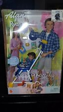 Happy Family Alan And Ryan Dad And Son NRFB Hard To Find 2002 VINTAGE Barbie