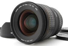 """""""Near Mint"""" Sigma AF 24-70mm F/2.8 EX DG ASPH Lens for Pentax K From Japan D729"""