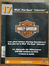 WLA Flat Head Liberator - Harley-Davidson Motorcycle Nº17 /Hachette,2001