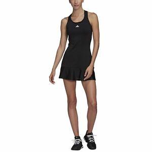 adidas Women's Tennis Y-Dress, Black