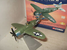 "Corgi aviation AA33803 P-47D Thunderbolt ""Miss Mary Lou"" USAAF in 1:72 Scale"