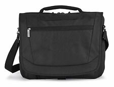 "Travis & Wells Core 15"" Laptop / MacBook Pro Business RFID Messenger Bag - New"
