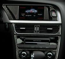 Carbon Radio Display Multimedia Blende Passend Für Audi A4 A5 B8 S5 Sline