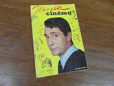 JEUNESSE CINEMA / NUMERO 7 JUIN 1958 Jean claude Pascal - Romy Schneider etc...
