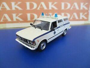 Die cast 1/43 Modellino Auto Ambulanza Ambulance FSO Fiat 125P by Ist