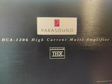 Parasound HCA-1206 6 Channel Power Amplifier