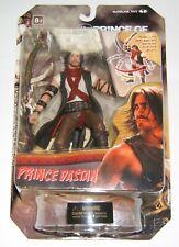 "Prince of Persia PRINCE DASTAN Desert Garb 6"" Deluxe Action Figure NIB"