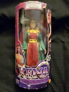 "Empress Gabrielle Collectable 12"" Doll. Toy Biz 1998 Xena Warrior Princess New"