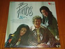 THE RAMBOS - SING ME ON HOME - 1973 ULTRA RARE FACTORY SEALED LP ! ! ! !