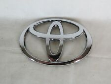04-08 TOYOTA SOLARA TRUNK EMBLEM BACK DECK LID OEM CHROME BADGE logo symbol sign