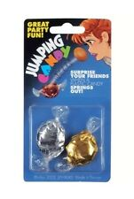 Practical Joke - Jumping Candy - Prank Lolly Gag Gift Party Trick Magic Funny