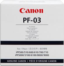 Original Canon Druckkopf PF-03 2251B001