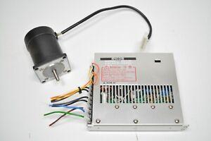 LOT Mycom Driver Controller & 4-phase Stepper Motor 5V #- PS468-21A / SD45-230