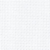 1 Pcs White Cotton Aida 11, 14, 16 and 18 ct 32x45cm