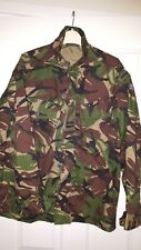 Mens Combat Jacket - Army Camouflage - Royal Navy United Kingdom - Greens