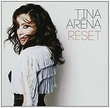 TINA ARENA ~ RESET  *******  NEW AND SEALED CD ALBUM  *******