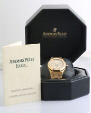 Audemars Piguet  Royal Oak  Ref. BA25594 18K Yellow Gold  Wristwatch