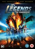 Nuovo Dc Legends Of Tomorrow Stagione 1 DVD