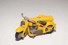 .. TEKNO DENMARK 764 HARLEY DAVIDSON MOTOR BIKE SIDECAR ANWB WEGENWACHT EXC RARE