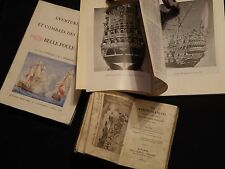 MARINS FRANCAIS +3 BELLES POULES+ MUSEE MARINE / 3vol