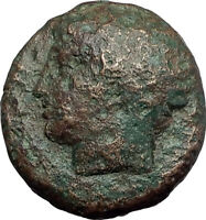 Philip II 359BC Olympic Games HORSE Race WIN Macedonia Ancient Greek Coin i62434