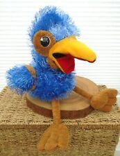 Vintage Rod Hull Emu hand Glove Puppet soft toy