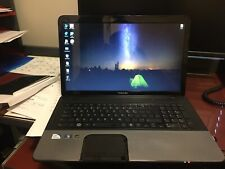 toshiba satellite laptop C870