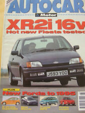 July Autocar Cars, 1990s Transportation Magazines