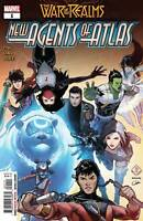 War of Realms New Agents of Atlas #1 First App Marvel Comic 1st Print 2019 NM