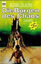 "Roger Zelazny - "" Amber-Zyklus 5 - Die Burgen des CHAOS "" (1981) - tb"