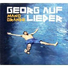 Georg auf Lieder - Mano Grande - CD - Neu / OVP