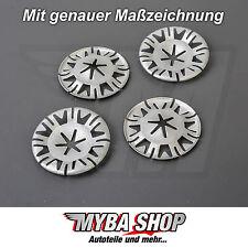 30x métal fixation clip de serrage vitre pour vw audi seat skoda n90796502 #neu #