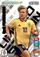 Emil Forsberg - Limited Edition - Panini Adrenalyn Road to EURO EM 2020