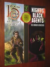 13th Age At Land's Edge+Night's Black Agents Harker Intrusion Free RPG Day D&D
