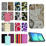Slim PU Leather Case Stand Cover for Samsung Galaxy Tab A 9.7 SM-T550 Sleep/Wake