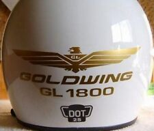 Helmet Decals For Honda Rider Goldwing GL1800 (3 sets) GWH7-1800