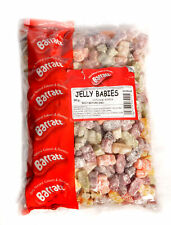Barratt Dusted Jelly Babies 3kg - Traditional Jelly Pick n Mix Sweets