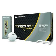 TaylorMade RBZ Soft Golf Balls 1 Dozen (White)