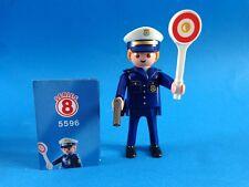 Playmobil Sobres Sorpresa Series 8, ref  5596, Policia Police Agentes