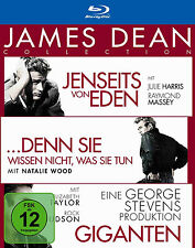 James Dean Collection Blu-ray DVD Video