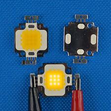 10pcs 10Watt 10W High Power Bright LED Bulb 10W Warm White 3000K Lamp Light dly