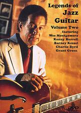Legends of Jazz Guitar Volume 2 Guitar  DVD *NEW*