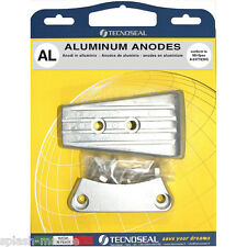 Aluminio ánodo Kit Volvo Penta Dph / Dpr popa unidades-Sal Y Agua Dulce Uso