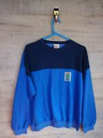 vtg 90s 80s CRANE Graphic sweatshirt sweater jumper refA8 large