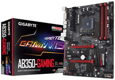 GIGABYTE AB350-GAMING AMD AM4 ATX Motherboard