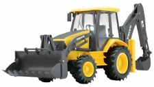 Remote Control R/C Backhoe Wheeled Loader Volvo Tractor Kids ChristmasToys Gift