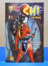 SHI - THE SERIES #11 of 13 1997/98 Crusade Comics 9.0 VF/NM Uncertified