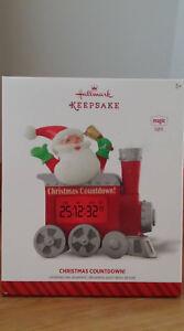Hallmark Christmas Countdown 2014 Christmas Ornament